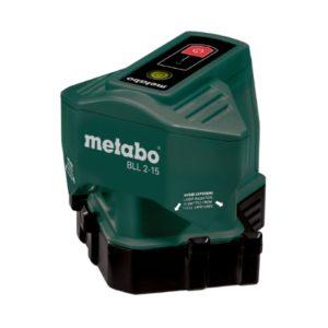 Лазерный уровень Metabo BLL 2-15